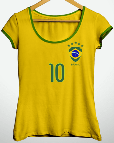 Bata Feminina da Copa