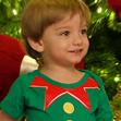 Body Ajudante de Papai Noel - Frente