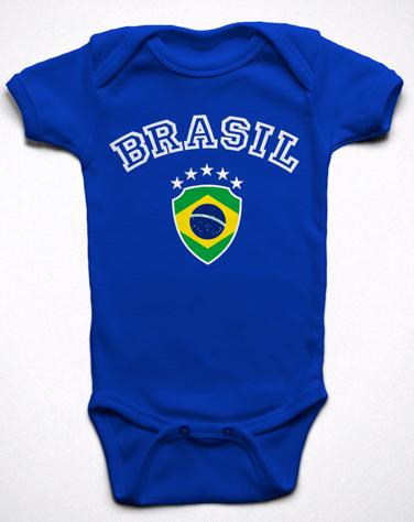 Body do Brasil - Azul