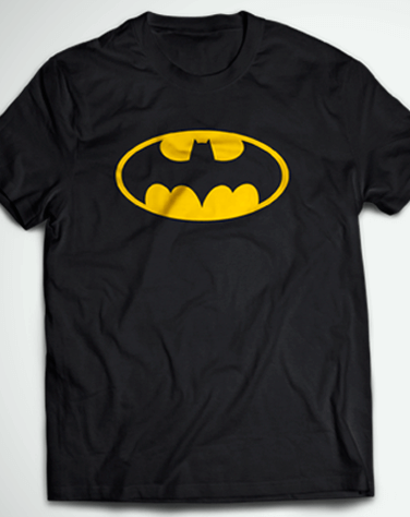 Camiseta Adulto Batman