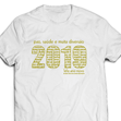 Camiseta Adulto Reveillon 2019