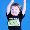 Camiseta Infantil Tal Pai, Tal Filho - Bateria